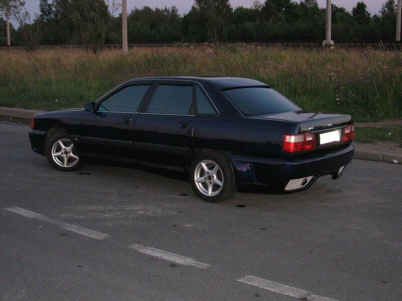 Автомобильный форум России - Показать сообщение отдельно - Тюнинг Audi 100
