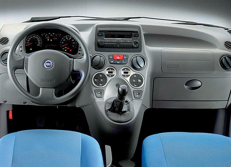 Фотографии, обои ,Fiat Panda Emotion. Фотографии автомобилей по маркам. пр