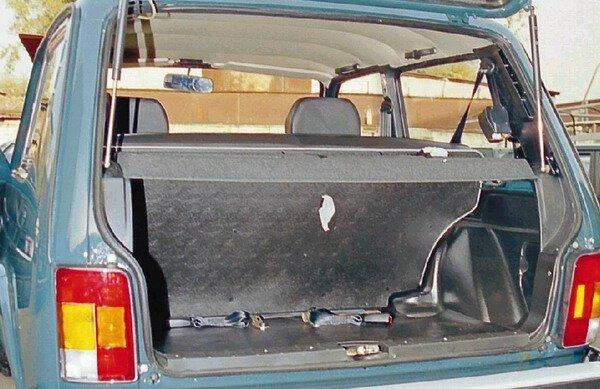 Как сделать багажник на ниву 21213 своими руками